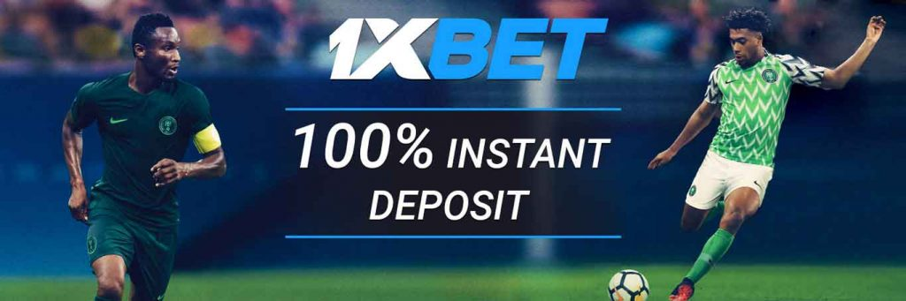 1xBet app for Windows phone