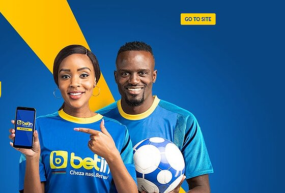Betin bookmaker in Kenya