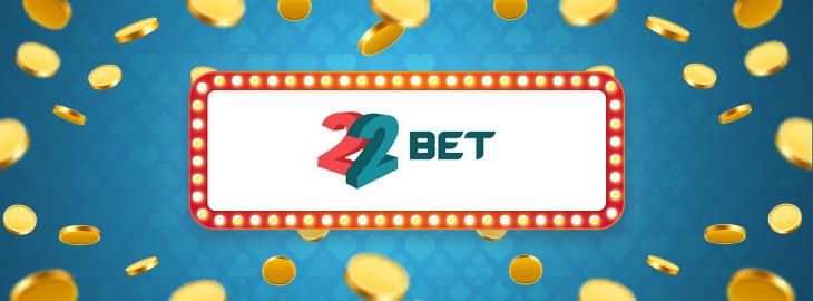 22 bet no deposit bonus